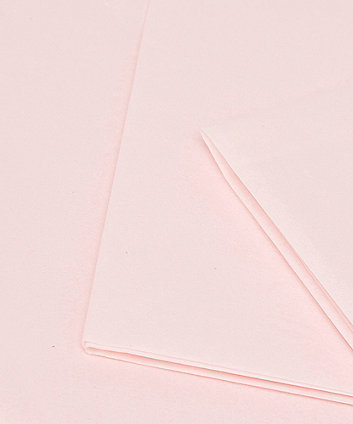 pink tissue paper - 4 sheets