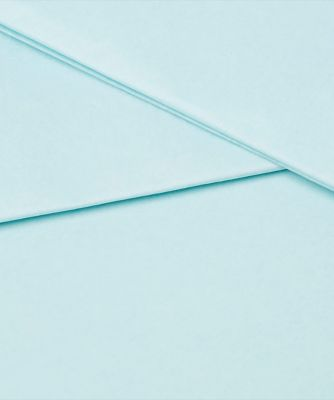 blue tissue paper - 4 sheets