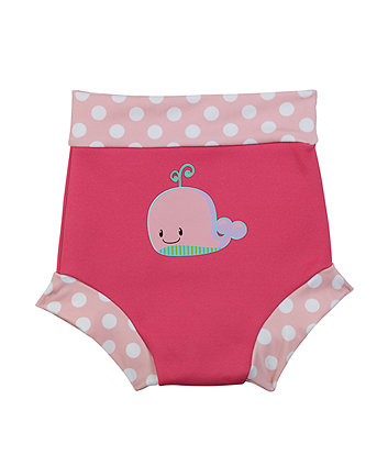 f101eee5a6 Swimming Nappy Cover For Girls Stage 1 | Mothercare