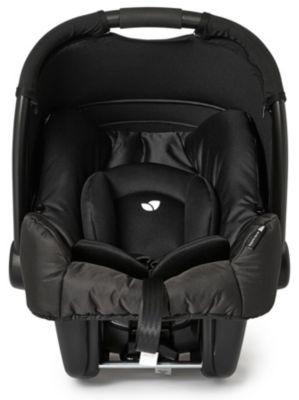 Joie Gemm infant car seat- carbon black
