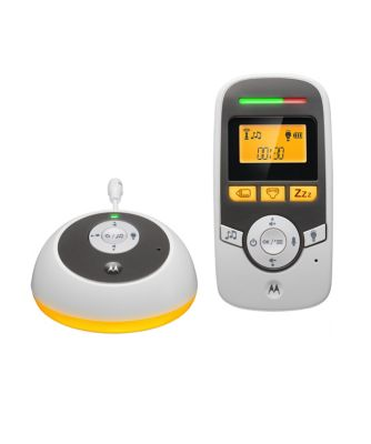 Motorola MBP161 timer audio baby monitor