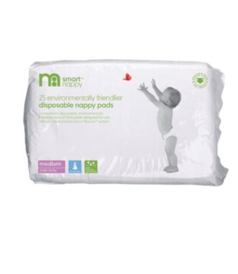mothercare smart nappy™ disposable pads