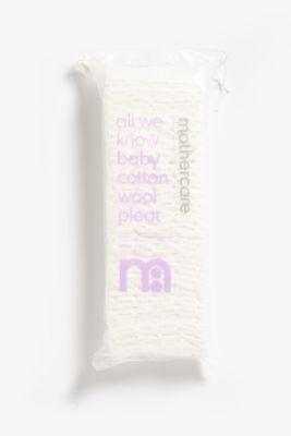 mothercare cotton pleat