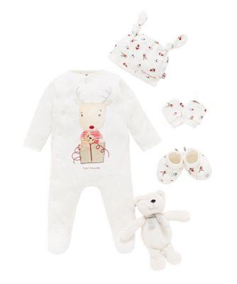 My First Christmas Reindeer Gift Set