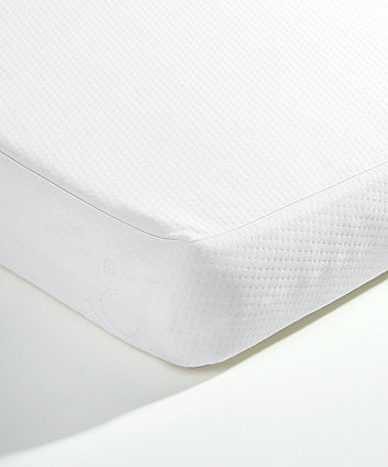 Mothercare Luxury Anti Allergy Pocket Spring Cot Bed Mattress
