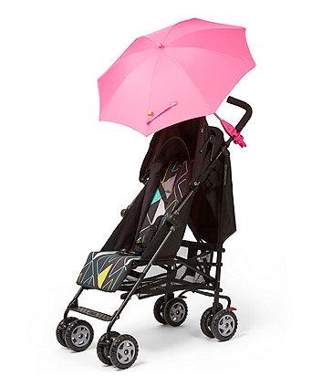 mothercare uv parasol - pink