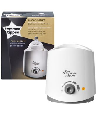 Tommee Tippee closer to nature bottle warmer