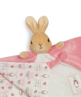 Flopsy Bunny Blankie