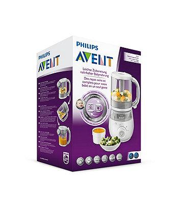 Philips Avent SCF875/01 4-in-1 Healthy Baby Food Maker
