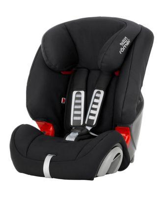Britax Römer evolva 1-2-3 car seat - cosmos black