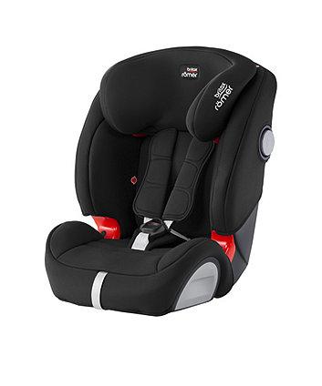 Britax Römer evolva 1-2-3 sl sict car seat - cosmos black