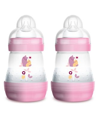 MAM Anti-Colic 160ml Bottle - 2 Pack