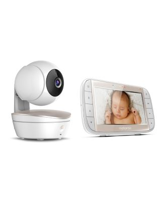 Motorola MBP49 video baby monitor *exclusive to mothercare*