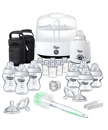 d59c2f2347df Tommee Tippee closer to nature complete feeding kit - white
