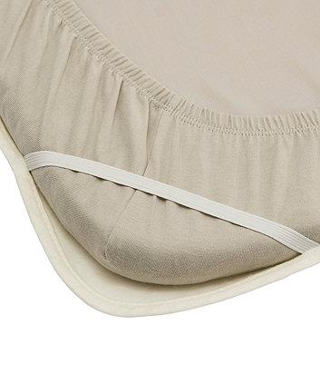 Tutti Bambini CoZee® bedside crib mattress protector