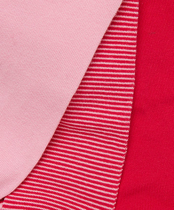 pink tights - 3 pack