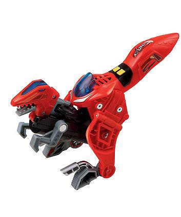 VTech Switch & Go Dinos Akuna the Velociraptor