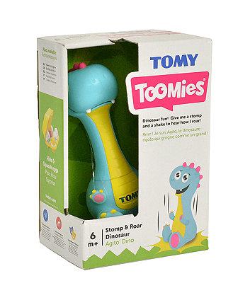 Toomies Stomp & Roar Dinosaur