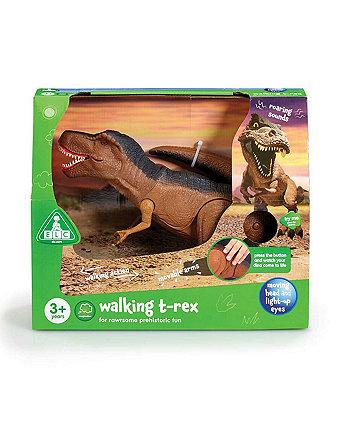 elc walking t-rex
