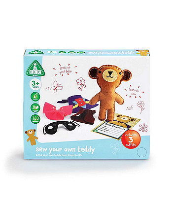 Sew Your Own Teddy