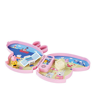 Peppa Pig Pick Up & Play Seaside Playset