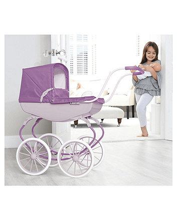 Chicco Carriage Pram Purple