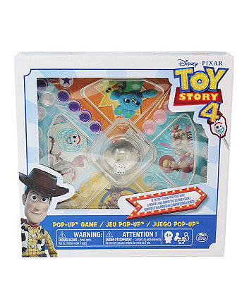 Disney Pixar Toy Story  4 Pop-Up Game