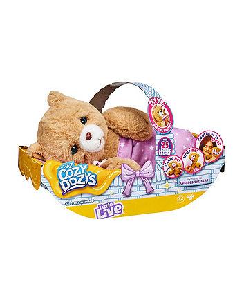 Little Live Pets Cozy Dozys Cubbles The Bear