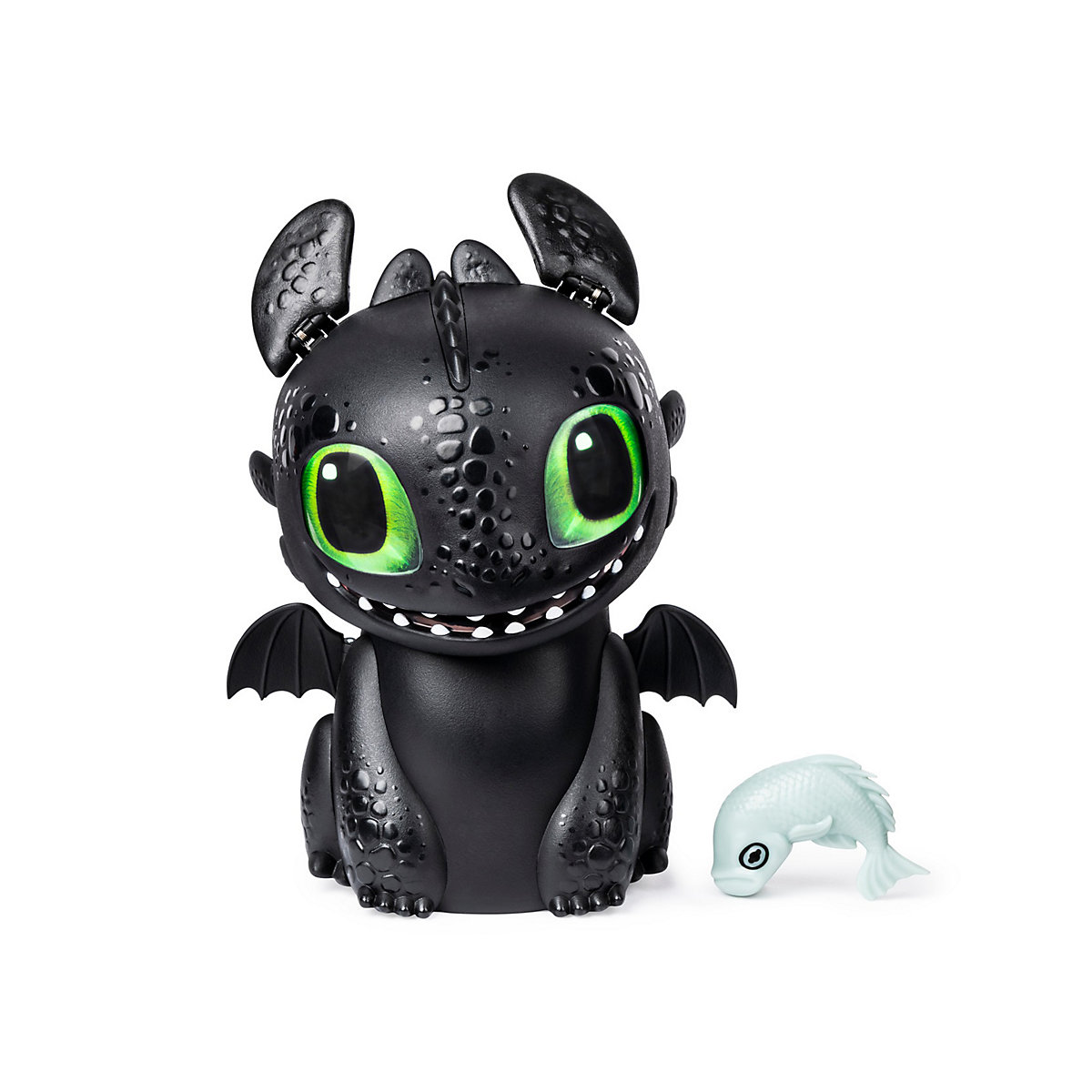 Dreamworks Dragons Hatching Interactive Baby Dragon Toothless