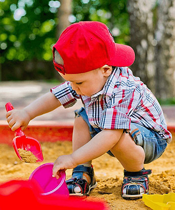 Play Pit Sand Natural 20Kg
