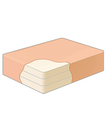 mothercare essential foam core pram mattress