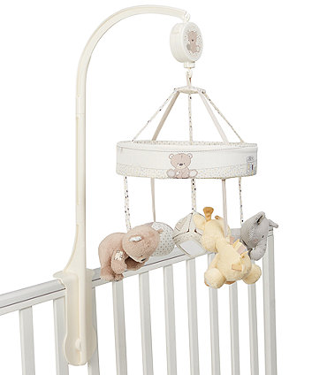 Mothercare Teddy S Toy Box Musical Mobile