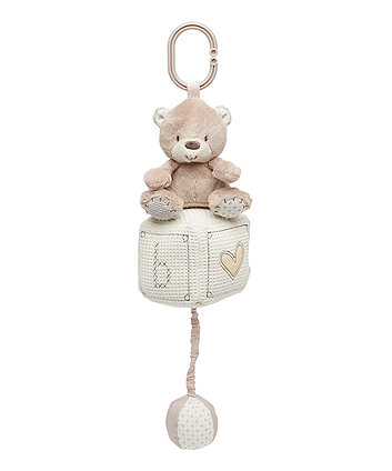 Mothercare Teddy's Toy Box Musical Pull
