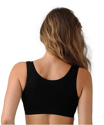 Belly Bandit B.D.A.™ black bra