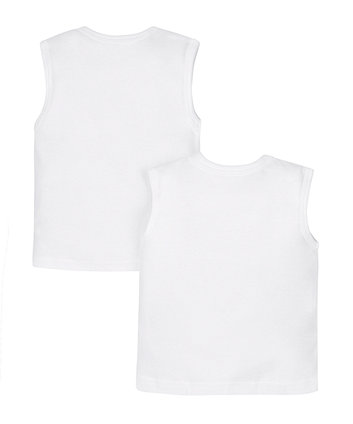 My First Sleeveless Vests – 2 Pack