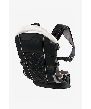 3345ed6641 mothercare 4 position baby carrier - black