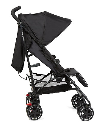 mothercare roll stroller - black