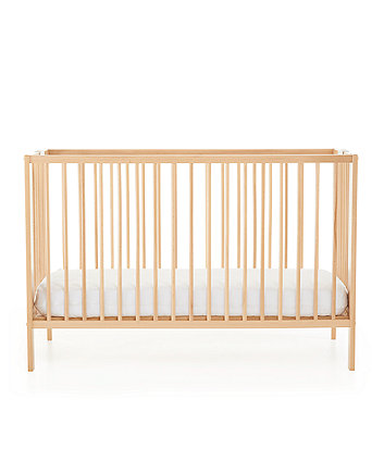 Mothercare Folding Cot Beech