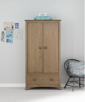 mothercare charleston wardrobe - natural