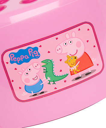 peppa pig step stool