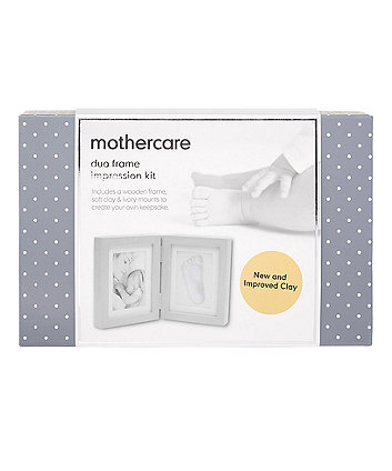 mothercare grey duo frame imperession kit