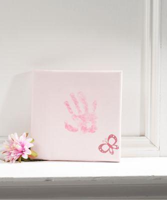 pink canvas impression print kit