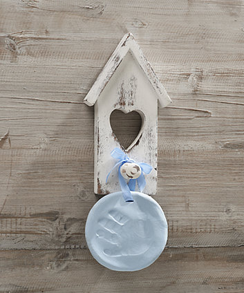 hanging impression kit - blue