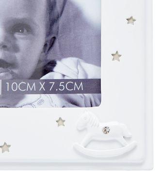 rocking horse baby's scan frame