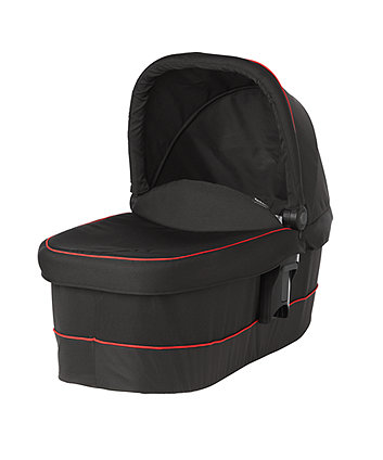Graco evo xt carrycot - black