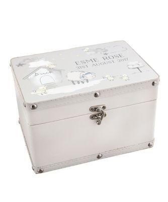 Personalised My First Keepsake Box