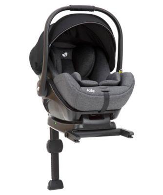 Joie i-Level iSize infant car seat - ember