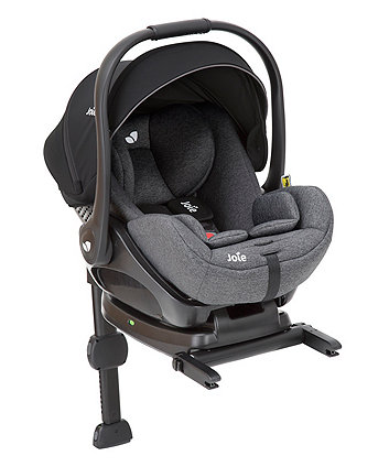 Joie i-Level iSize infant car seat - ember