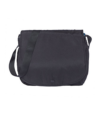 mothercare essential changing bag - black