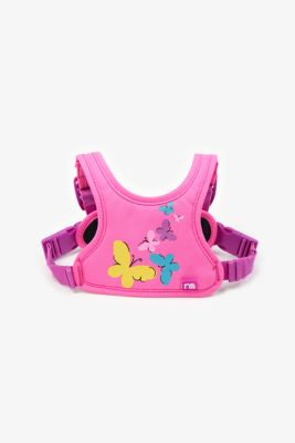 mothercare padded harness - butterfly